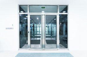 commercial door installation & repair