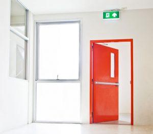 commercial fire door solutions