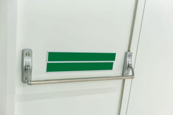 panic bars door hardware