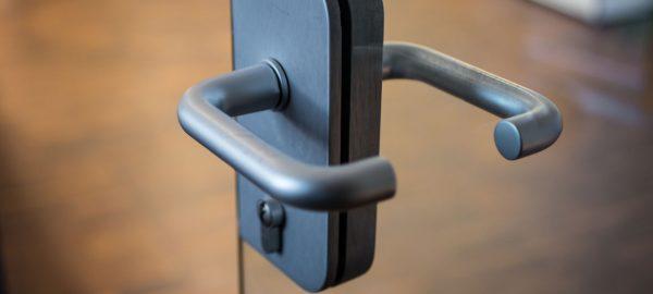 commercial door hardware trim